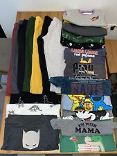 Lot Of 20 Pieces. Toddler Boy Clothes Size 5T, 5