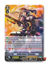 Cardfight Vanguard  x 1 Battle Sister, Florentine - G-BT12/012EN - RR Mint