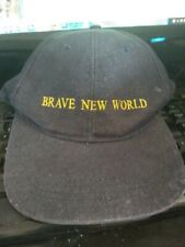 "iron maiden ""BRAVE NEW WORLD"" Era baseball cap"