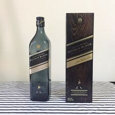 Empty JOHNNIE WALKER Double Black 750ml Bottle with Box Ship from New York
