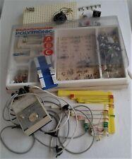 Polytronic elektronik Elektrobaukasten als Ersatzteilspender