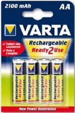 Piles rechargeables VARTA nimh pour équipement audio et vidéo