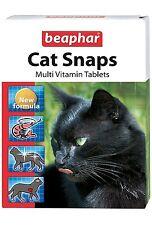 Beaphar Cat Snaps  multivitamins for cats, 75 tab.