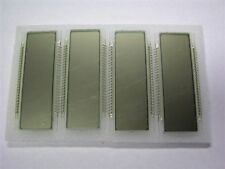 4 Vintage Hitachi LS027CHC LCD Numeric Display Modules 50-Pin DIP