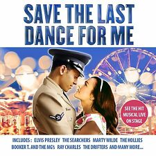 SAVE THE LAST DANCE FOR ME - NEW CD SOUNDTRACK
