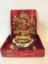Solar Power Dancing Toy Money Tree For Chinese New Year Gift