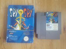 Spy Vs Spy - Nintendo NES - PAL - Boxed