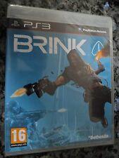 Brink Nuevo precintado PS3 Gran aventura acción shooter estrategia en castellano