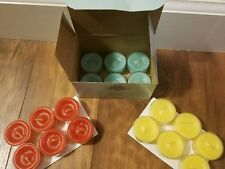 PartyLite ~ Universal Tealight Sampler ~ Box of 18 ~ New in Box