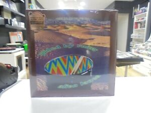 GUIDED BY VOICES LP U.S.A. ALIEN LANES 2020 GATEFOLD LIMITED MULTICOLORED VINYL