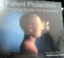 NEW! Patent Protection: A Practical Guide for Inventors BY John Rizvi [CD] DPAK