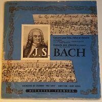 Bach Barchet Redel Priegnitz Reinhardt Pro Arte Ducretet - Thomson 320 C 091