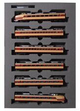 Като N шкала 181 серии 100 серии Азуса базовый комплект 6-Car 10-1147 поезд модель T