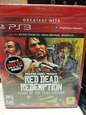 Red Dead Redemption: Game of the Year Edition ( Sony PlayStation 3 / PS3 )SEALED