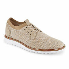 Dockers Mens Feinstein Knit/Leather Dress Casual Oxford Shoe with NeverWet