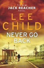 Never Go Back (Jack Reacher 18),Lee Child