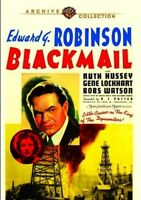 Blackmail [New DVD] Manufactured On Demand, Full Frame