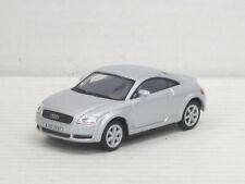Audi TT Coupé in silber, ohne OVP, Hongwell/Cararama, 1:43