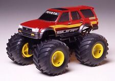Tamiya 17010 1/32 Wild Mini 4WD Kit Jr Toyota 4Runner Surf V6 SUV Monster Truck