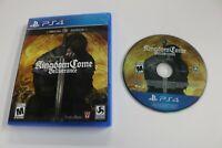 Kingdom Come Deliverance (PlayStation 4)