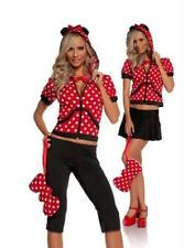 Cotton Blend Cartoon Characters Dress Costumes