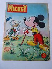 LE JOURNAL DE MICKEY N° 49 de avril 1953