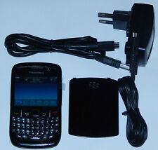 BlackBerry Curve 8520 Schwarz Smartphone ohne Simlock Organizer WLAN GPRS EDGE