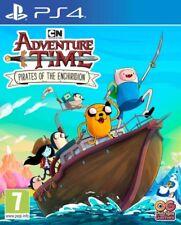 Hora De Aventura Piratas del Enchiridion & Free Pegatinas PS4 * NUEVO PRECINTADO PAL *