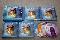 Sega Dreamcast - Shenmue - Complete - Boxed + Instructions - PAL - VGC