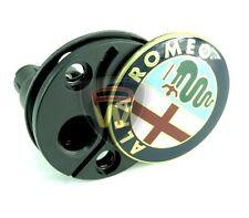 🆕 Alfa Romeo 166 Boot Lid / Trunk Swivel Logo Badge New ✔ Genuine ✔ 60651634