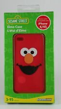 Elmo iphone 4 / 4s Silicone Case Sesame Street BRAND NEW Official ISOUND-4666