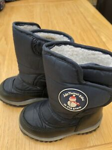 Jojo Maman Bebe Snow Boots 6 Infant