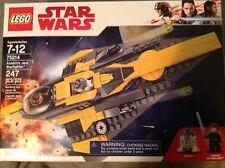 BRAND NEW LEGO 75214 Star Wars Anakin's Jedi Starfighter