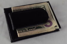 Buxton Leather Magnetic Money Clip Wallet w/Credit Card Pockets & ID Window NEW
