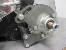 Small Block Chevy Steel Power Steering Pump Bracket for Long Water Pump LWP SBC