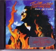 Ted Nugent Hot or Cold GREAT PHOTO RARE EDIT PROMO DJ CD Single Damn yankees
