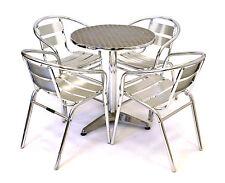 Aluminium Bistro Furniture - Aluminium Bistro Set - Cheap Garden Furniture