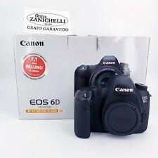 Canon Eos 6D Body USATO