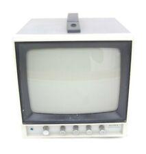 "Vintage Retro Sony PVM-90CE 9"" Inch CRT Professional Studio Video Monitor - Rare"