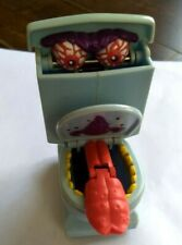 Vintage Kenner 1986 Real Ghostbusters Fearsome Flush Toy Action Figure