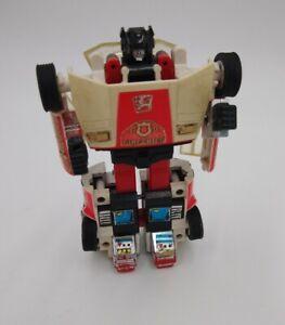 Red Alert _ 1985 Vintage Hasbro G1 Transformers Action Figure