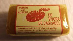RATTLESNAKE SOAP JABON DE ACEITE DE VIBORA DE CASCABEL  MADE IN MEXICO ORIGINAL