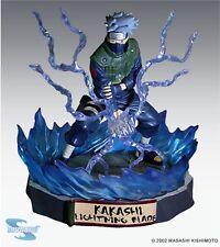 Naruto Toynami Hatake Kakashi Blade Limited Version Figure Figurine New In Box