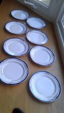 """8 Lenox Caitlin Fine Bone China Bread & Butter Plates 6 1/2""""  Debut Collection"""