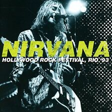 Nirvana - Hollywood Rock Festival Rio 93 ( 2cd SET)