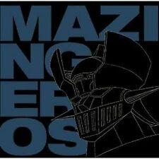 Mazinger Z Soundtrack Cd Go Nagai on television Original soundtrack Vol.1 anime
