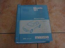 MAZDA 121 MANUEL D'ATELIER + CABLAGE + moteur du 02/1996 en Français