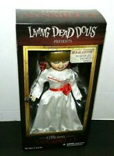 "LIVING DEAD DOLLS ANNABELLE THE CONJURING 10"" NEW SEALED FIGURE MEZCO HORROR LDD"