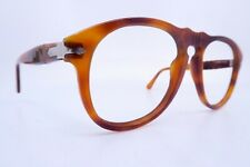 Vintage Persol eyeglasses frames w/keyhole bridge mod 649 Italy