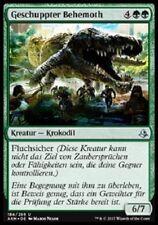 4 Scaled Behemoth / Geschuppter Behemoth (mint, Amonkhet, deutsch)